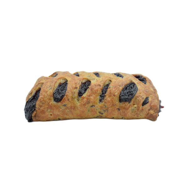 Áfonyás szénhidrátcsökkentett párna - AranyCipó pékség