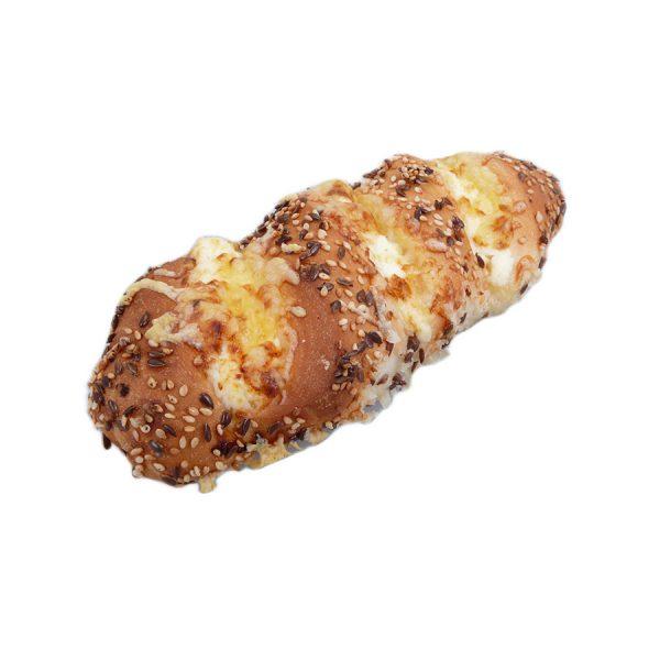 Bagett tejfölös-magvas - AranyCipó pékség