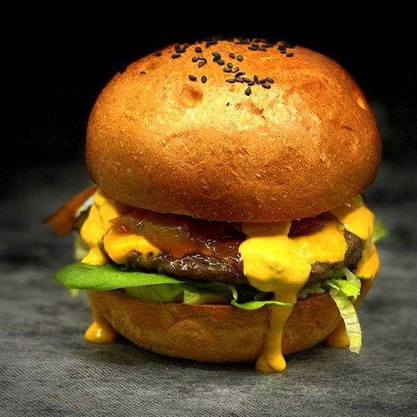 Beef Burger - AranyCipó pékség