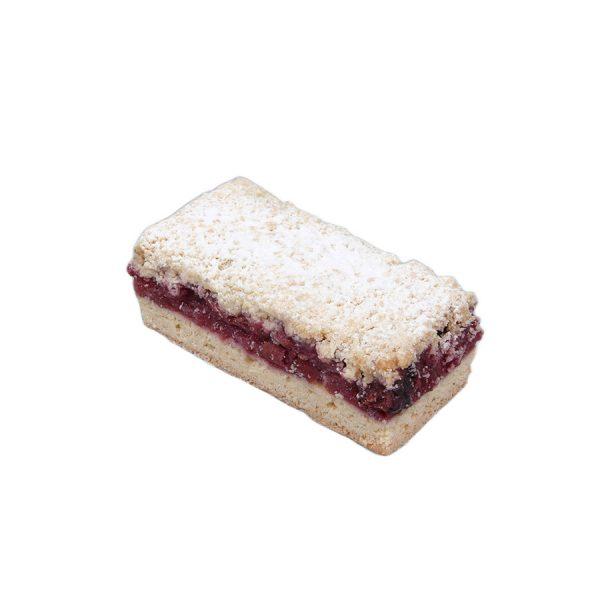 Borzas meggyes sütemény - AranyCipó pékség