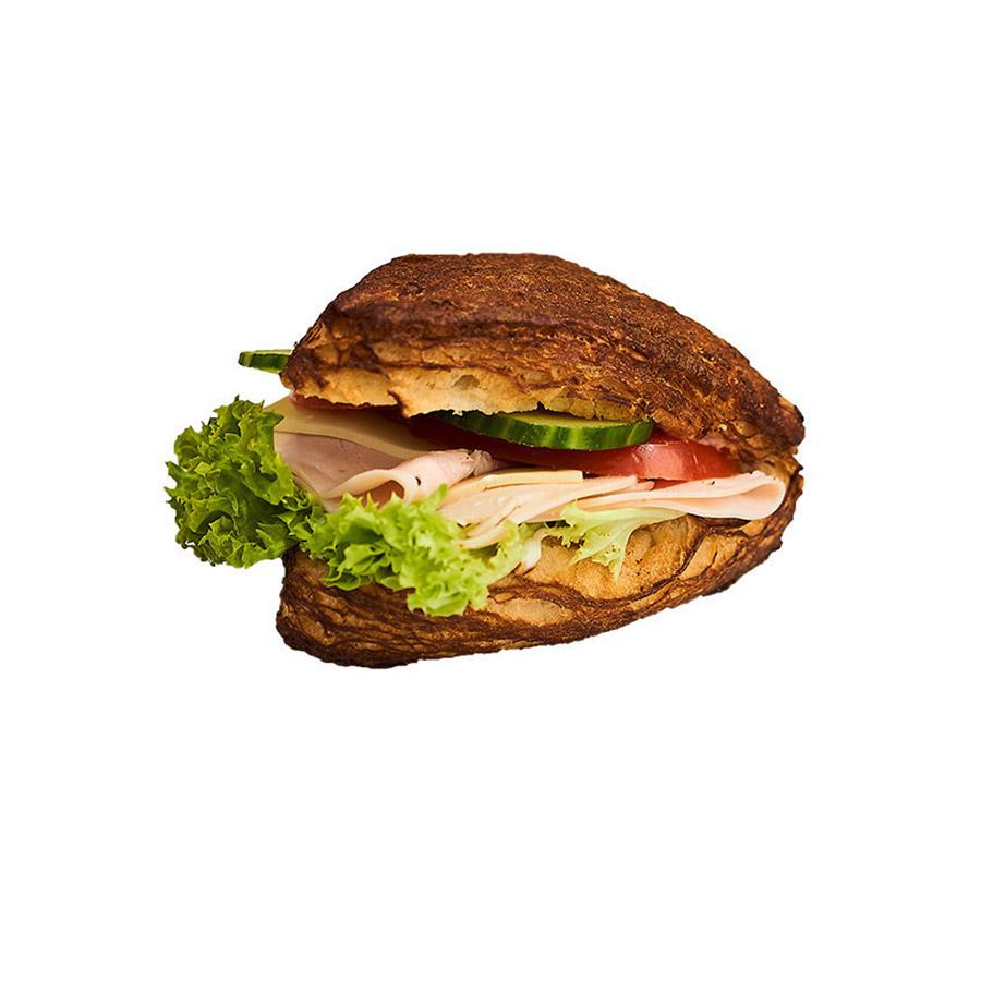 Francia csirkés szendvics - AranyCipó pékség