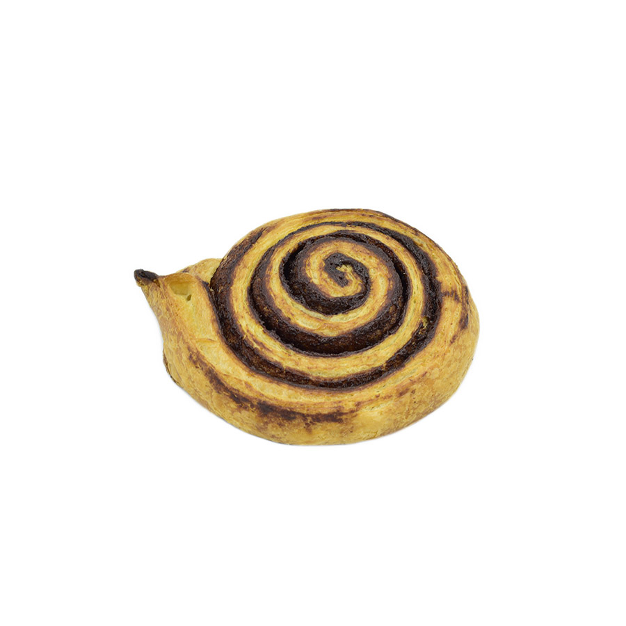 Jubileumi kakaós csiga 120g - AranyCipó pékség