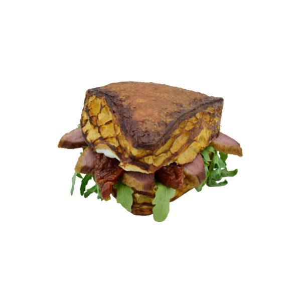 Kacsamelles francia szendvics - AranyCipó pékség