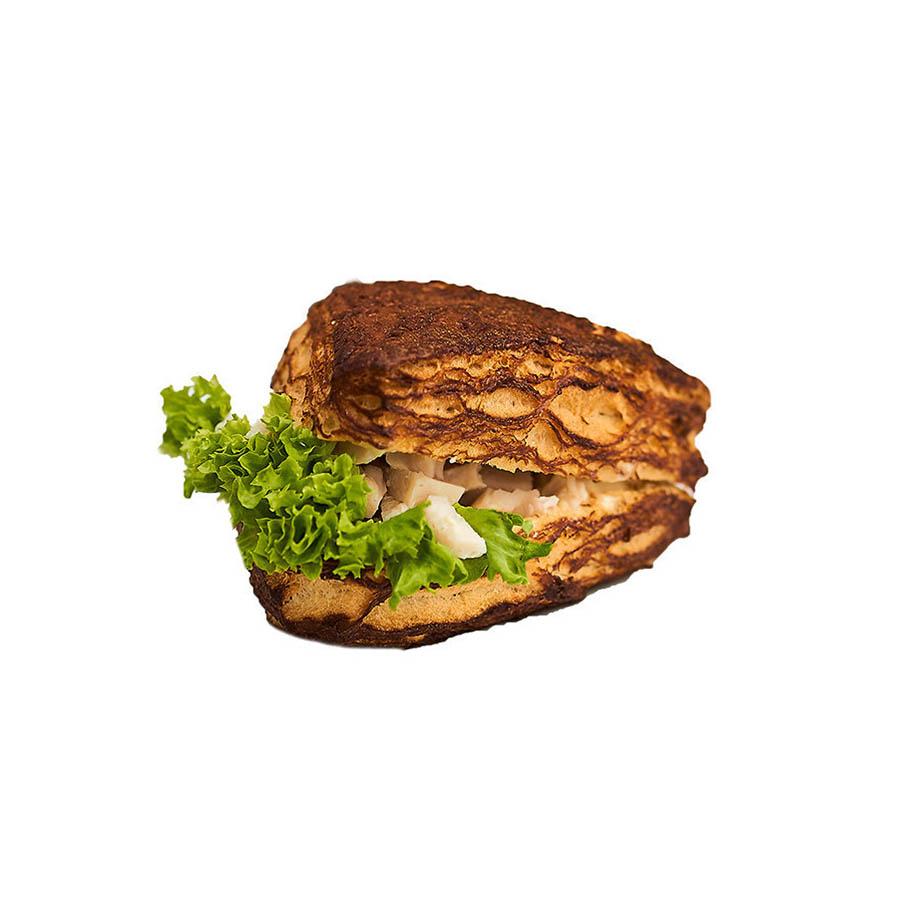 Mézes-mustáros csirkemell filé francia szendvics - AranyCipó pékség