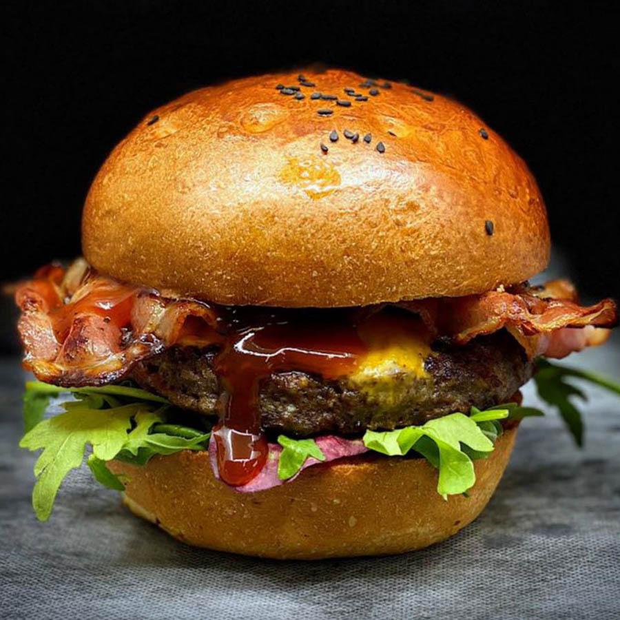 PIG Burger - AranyCipó pékség