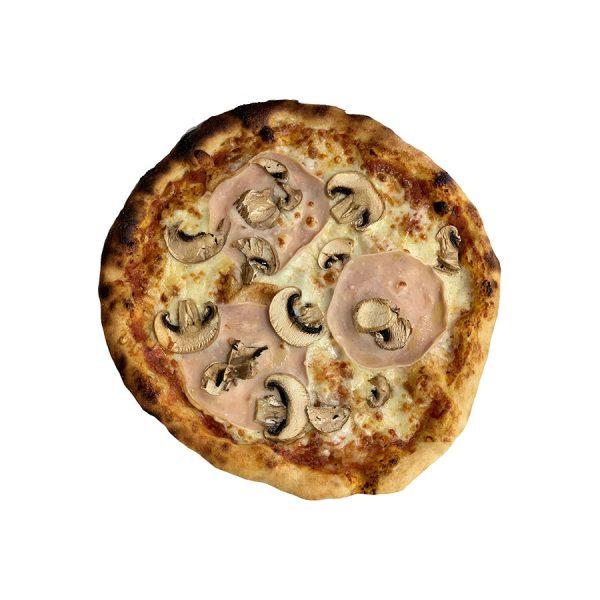 Pizza sonkás-gombás - AranyCipó pékség