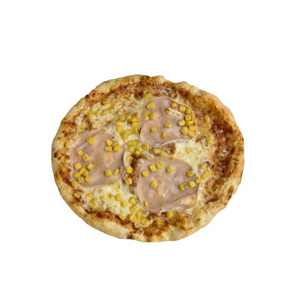 Pizza sonkás-kukoricás - AranyCipó pékség