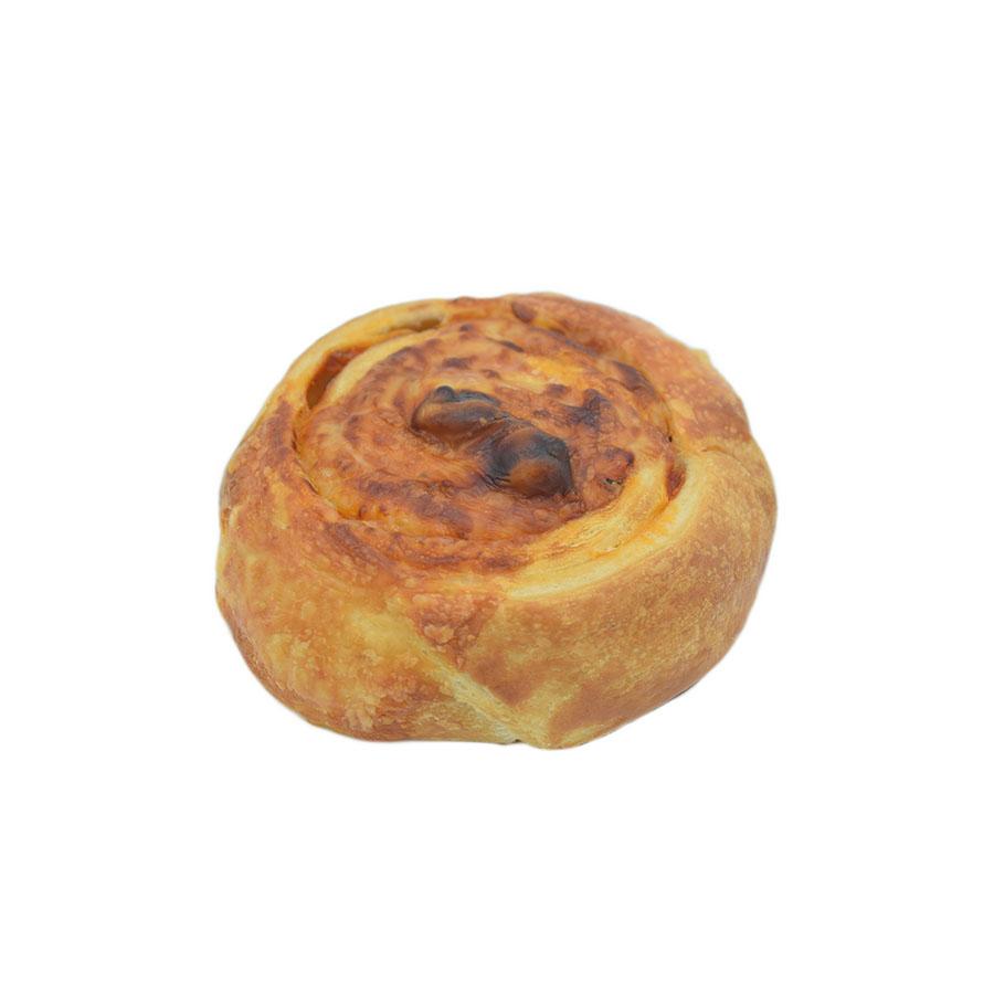Pizzás csiga - AranyCipó pékség