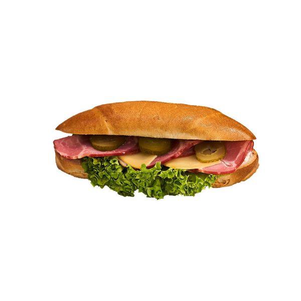 Tarjás holland szendvics - AranyCipó pékség